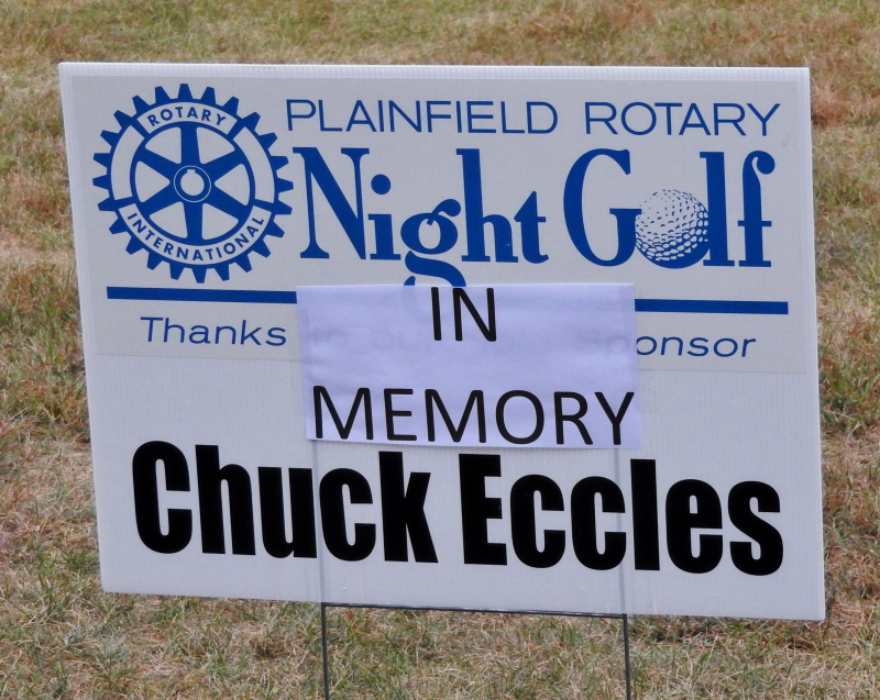 50 Year Member Chuck Eccles passed away and is remembered by this tribute
